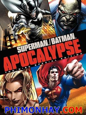 Siêu Nhân Đại Chiến Superman Batman Apocalypse.Diễn Viên: Amaia Salamamaxi Iglesias,Lucho Fernández