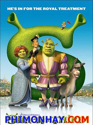 Gã Chằn Tinh Tốt Bụng 3 Shrek The Third