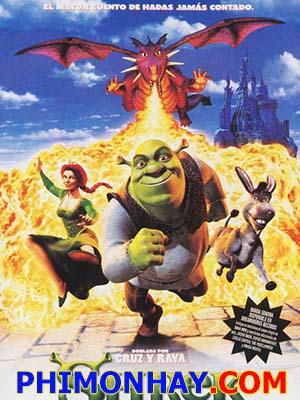Gã Chằn Tinh Tốt Bụng 1 - Shrek 1