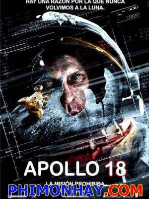 Tàu Apollo 18 Bí Ẩn Mặt Trăng.Diễn Viên: Golo López,Gallego