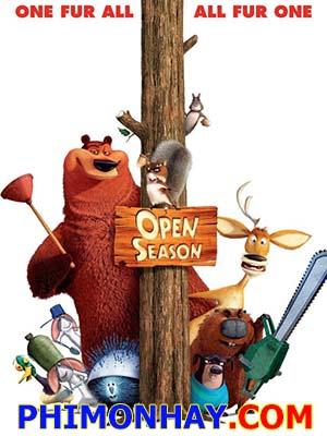 Mùa Săn Bắn 1 Open Season 1.Diễn Viên: Vin Diesel,Paul Walker,Tyrese Gibson,Dwayne Johnson
