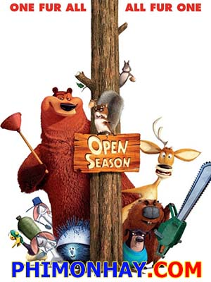 Mùa Săn Bắn 1 Open Season 1
