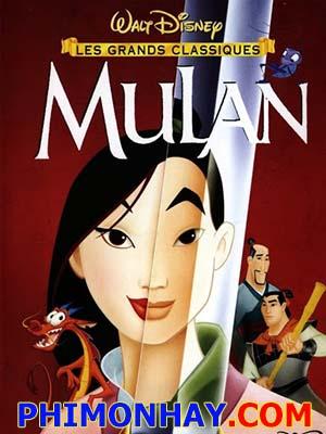 Hoa Mộc Lan Mulan