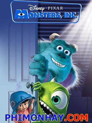 Tập Đoàn Quái Vật Công Ty Quái Vật: Monster Inc.Diễn Viên: Hác Tường Hải,Hoàng Trinh Quý,Sơn Tân
