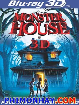 Ngôi Nhà Ma Quái Monster House.Diễn Viên: Christian Bale,Katie Holmes