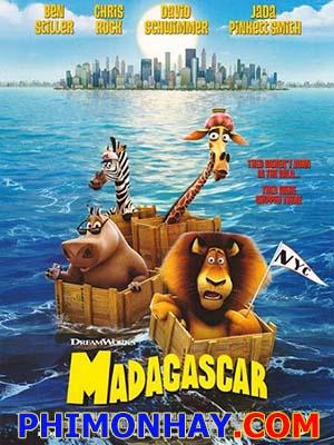 Cuộc Phiêu Lưu Đến Madagascar Madagascar.Diễn Viên: Uzumaki Naruto