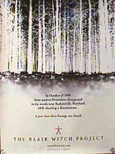 Dự Án Phù Thuỷ Rừng Blair - The Blair Witch Project