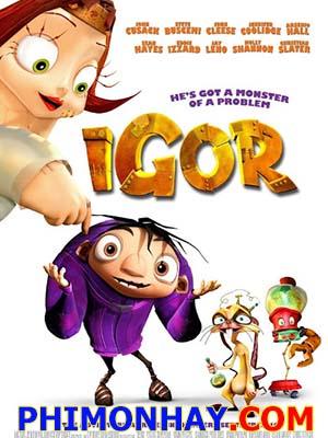 Bác Học Điên Igor Igor