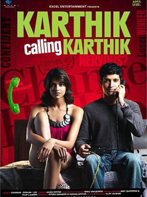 Cuộc Gọi Bí Ẩn Karthik Calling Karthik.Diễn Viên: Farhadeepika Padukone,Ram Kapoor