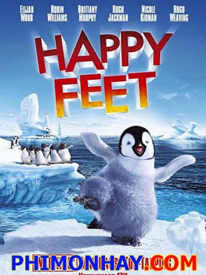 Vũ Điệu Chim Cánh Cụt Happy Feet.Diễn Viên: Billy Zane,Robert Fucilla,Kirsty Mitchell,Vas Blackwood,Rob James Collier,Geoff Bell
