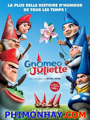 Gnomeo Và Juliet - Gnomeo And Juliet Việt Sub (2011)