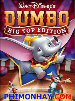 Chú Voi Biết Bay Dumbo.Diễn Viên: Larry The Cable Guy,Keith Ferguson,Owen Wilson,Tom Kenny