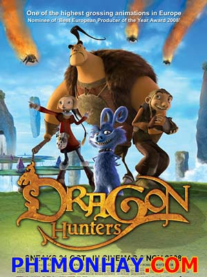 Hiệp Sĩ Săn Rồng - Dragon Hunters Thuyết Minh (2009)