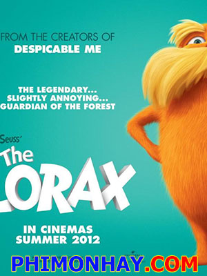 Thần Lorax - The Lorax