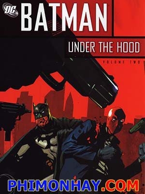 Người Dơi: Batman Đối Đầu Với Mặt Nạ Đỏ: Under The Red Hood.Diễn Viên: Christian Bale,Katie Holmes