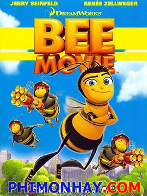 Ong Vàng Phiêu Lưu Ký Bee Movie.Diễn Viên: James Mcavoy,Hugh Laurie,Bill Nighy