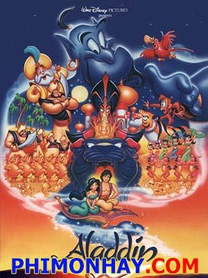 Aladdin Và Cây Đèn Thần Aladdin.Diễn Viên: Martin Dejdar,Martin Klásek,Ota Jirák