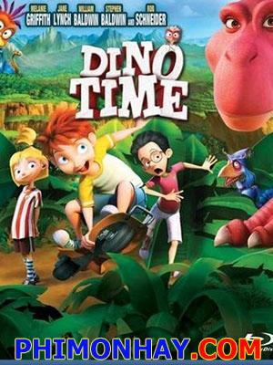 Dino Time Khủng Long Bạo Chúa.Diễn Viên: Rob Schneider,Jane Lynch,Pamela Adlon