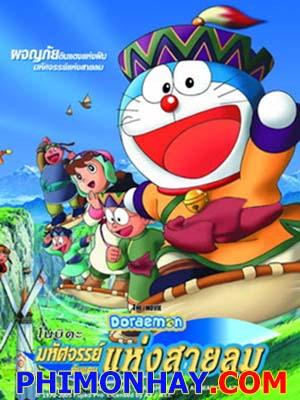 Cuộc Phiêu Lưu Đến Vương Quốc Gió Doraemon: Nobita And The Windmasters.Diễn Viên: Nobita To Fushigi Kazetsukai