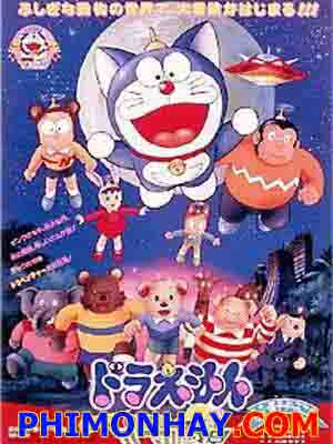 Nobita Và Hành Tinh Muông Thú Doraemon: Nobita And The Animal Planet.Diễn Viên: Billy Zane,Robert Fucilla,Kirsty Mitchell,Vas Blackwood,Rob James Collier,Geoff Bell