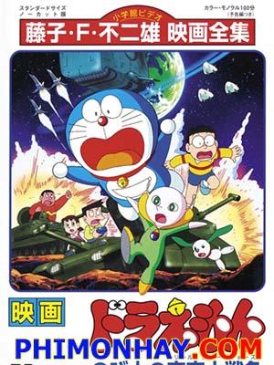 Tên Độc Tài Vũ Trụ Doraemon: Nobitas Little Star Wars.Diễn Viên: Noah Taylor,Taissa Farmiga,Mark Strong