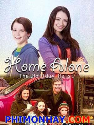 Ở Nhà Một Mình 5 Home Alone 5: The Holiday Heist.Diễn Viên: Edward Asner,Jodelle Ferland