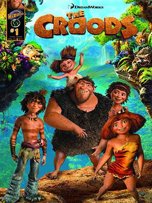 Cuộc Phiêu Lưu Của Nhà Croods - The Croods