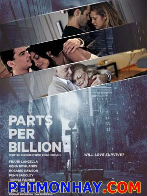 Thảm Họa Sinh Học Parts Per Billion.Diễn Viên: Josh Hartnett,Teresa Palmer,Alexis Bledel