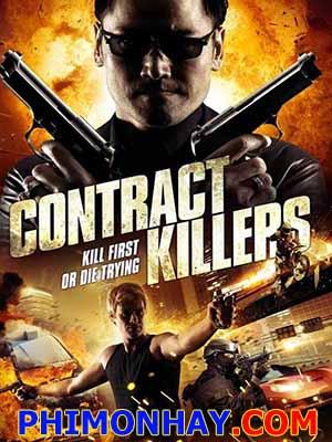 Hợp Đồng Sát Thủ Contract Killers.Diễn Viên: Renee Cataldo,Dallas Barnett,James Trevena,Brown
