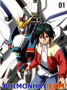 After War Gundam X - Under The Moonlight