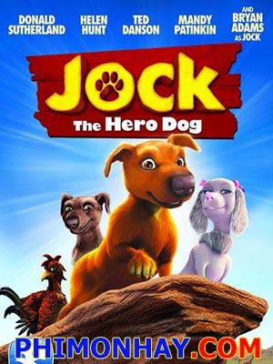 Jock Chú Chó Dũng Cảm Jock The Hero Dog.Diễn Viên: Bryan Adams,Donald Sutherland,Helen Hunt