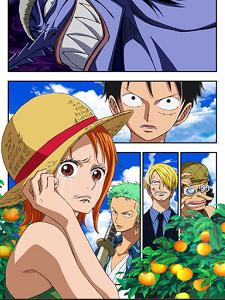 Chuyện Về Nami - One Piece Special 5: Episode Of Nami