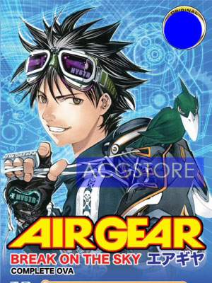 Air Gear: Break On Sky Giới Air Treck.Diễn Viên: Air Gear Ova,Kuro No Hane To Nemuri No Mori