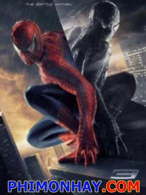 Người Nhện 3 Spiderman 3.Diễn Viên: Tobey Maguire,Kirsten Dunst,Topher Grace
