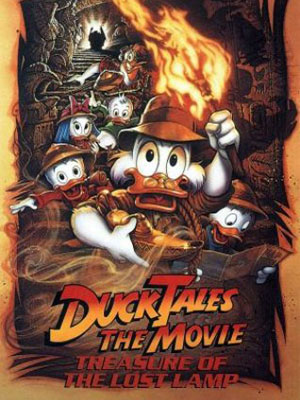 Vịt Donal Và Kho Báu Quốc Gia - Ducktales: Treasure Of The Lost Lamp