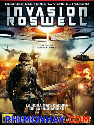 Cuộc Tấn Công Của Người Hành Tinh Invasion Roswell.Diễn Viên: Greg Evigan,Denise Crosby,Daniel Hugh Kelly,Stephen Billington