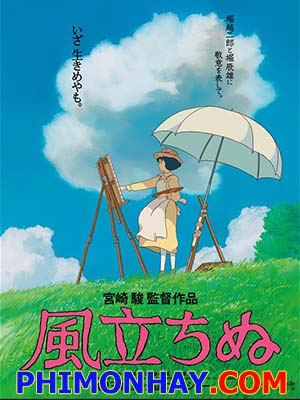 Kaze Tachinu: Gió Nổi - The Wind Rises