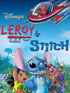 Leroy Và Stitch Leroy And Stitch