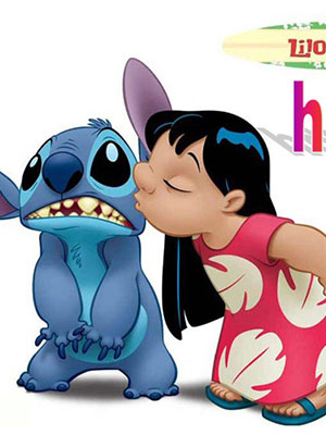 Lilo And Stitch Lilo Và Stitch.Diễn Viên: Romain Duris,Judith Godrèche,Kelly Reilly