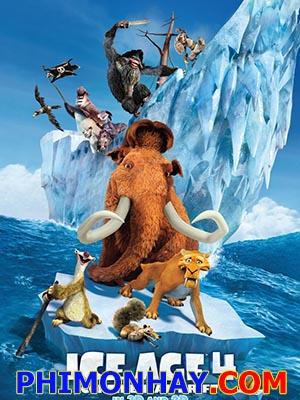 Kỷ Băng Hà 4 Ice Age 4, Continental Drif.Diễn Viên: Ray Romano,Denis Leary,John Leguizamo