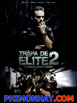 Biệt Đội Tinh Nhuệ 2 - Elite Squad 2: The Enemy Within