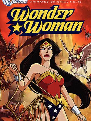 Wonder Woman Bản Sắc Phụ Nữ.Diễn Viên: Halle Berry,Sharon Stone,Benjamin Bratt