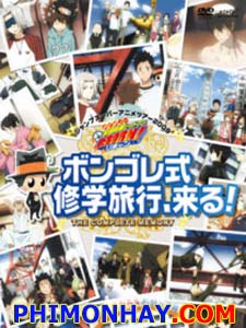 Katekyo Hitman Reborn Shonen Jump Ova The Complete Memory.Diễn Viên: Stephen Walters,Holly Weston And Sacha Dhawan