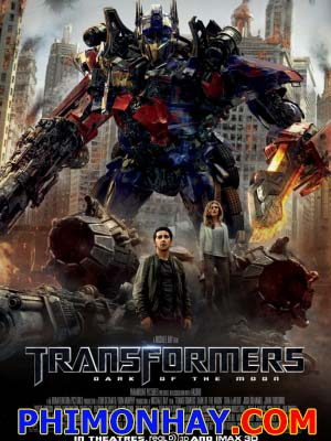 Robot Đại Chiến 3 Transformer 3: Dark Of The Moon.Diễn Viên: Shia Labeouf,Josh Duhamel,John Turturro,Tyrese Gibson,Rosie Huntington Whiteley,Patrick
