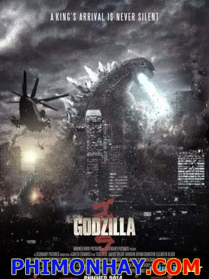 Quái Vật Godzilla Godzilla 2.Diễn Viên: Bryan Cranston,Aaron Taylor Johnson,Elizabeth Olsen,Watanabe Ken,Juliette Binoche,David
