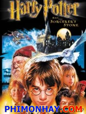 Harry Potter Và Hòn Đá Phù Thủy - Harry Potter And The Sorcerers Stone