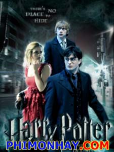 Harry Potter Và Bảo Bối Tử Thần 1 - Harry Potter And The Deathly Hallows 1