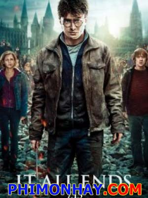 Harry Potter Và Bảo Bối Tử Thần 2 - Harry Potter And The Deathly Hallows 2