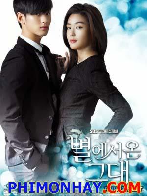 Vì Sao Đưa Anh Tới You Came From The Stars.Diễn Viên: Kim Soo Hyun,Jun Ji Hyun,Park Hae Jin,Ahn Jae Hyun,Hong Jin Kyung