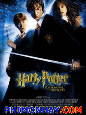 Harry Potter Và Căn Phòng Bí Mật - Harry Potter And The Chamber Of Secrets